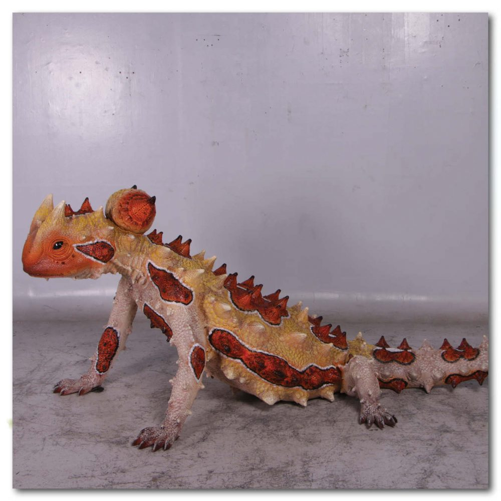 Animals Reptiles Lizards Thorny Devil no Base Product Image V px px
