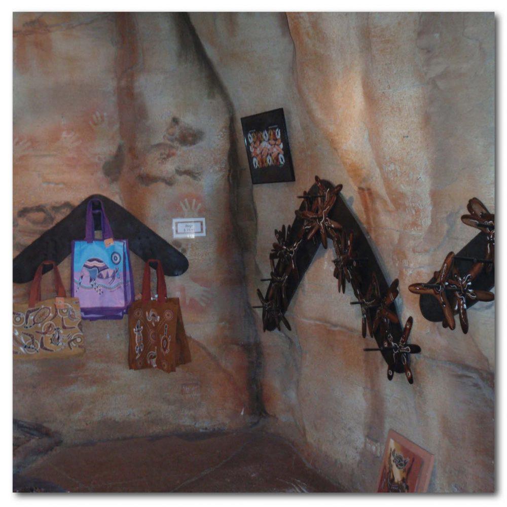 Artificial Rockwork Concrete Rockwork Dreamtime Cultural Centre Rockhampton facade Product Image  px px