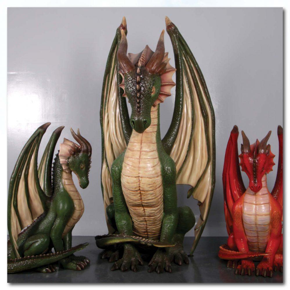 Mammals Fantasy Mammals Dragons ft Green Product Image V px px