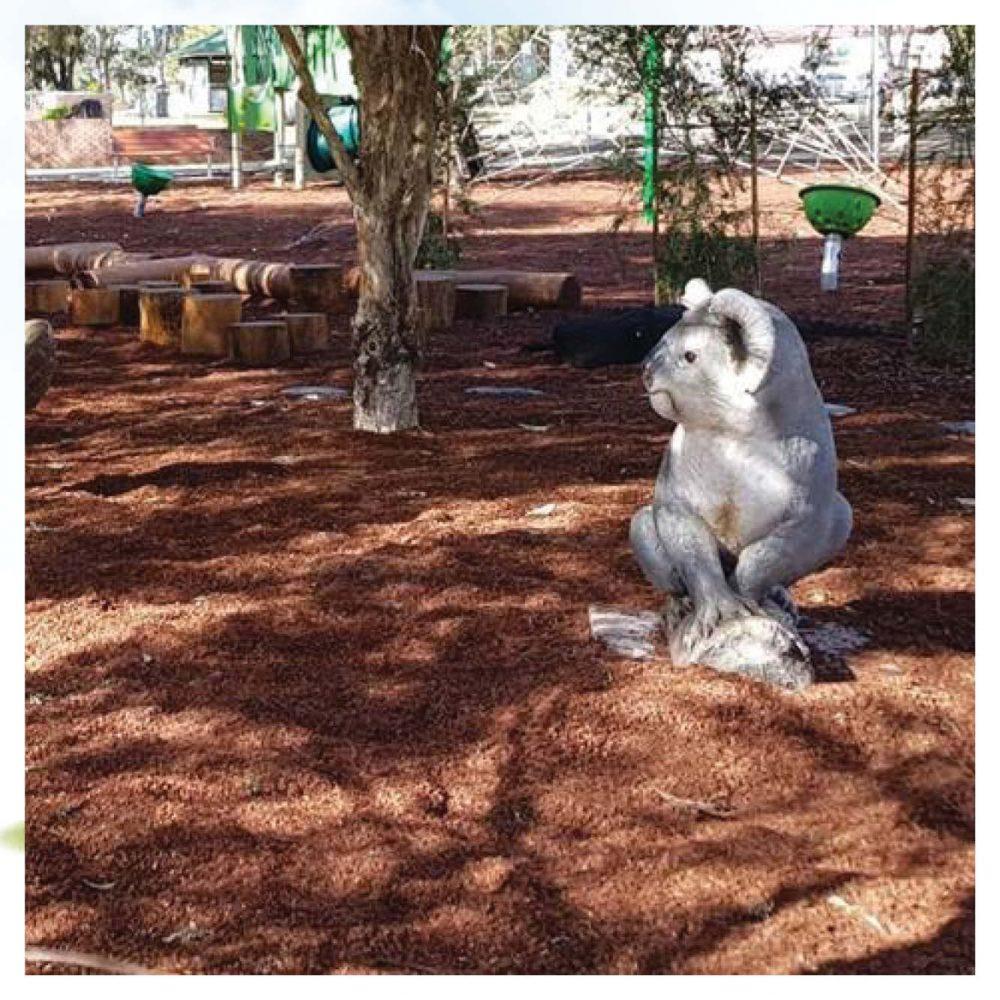 Mammals Larger Than Life Size Koala Product Image  V px px