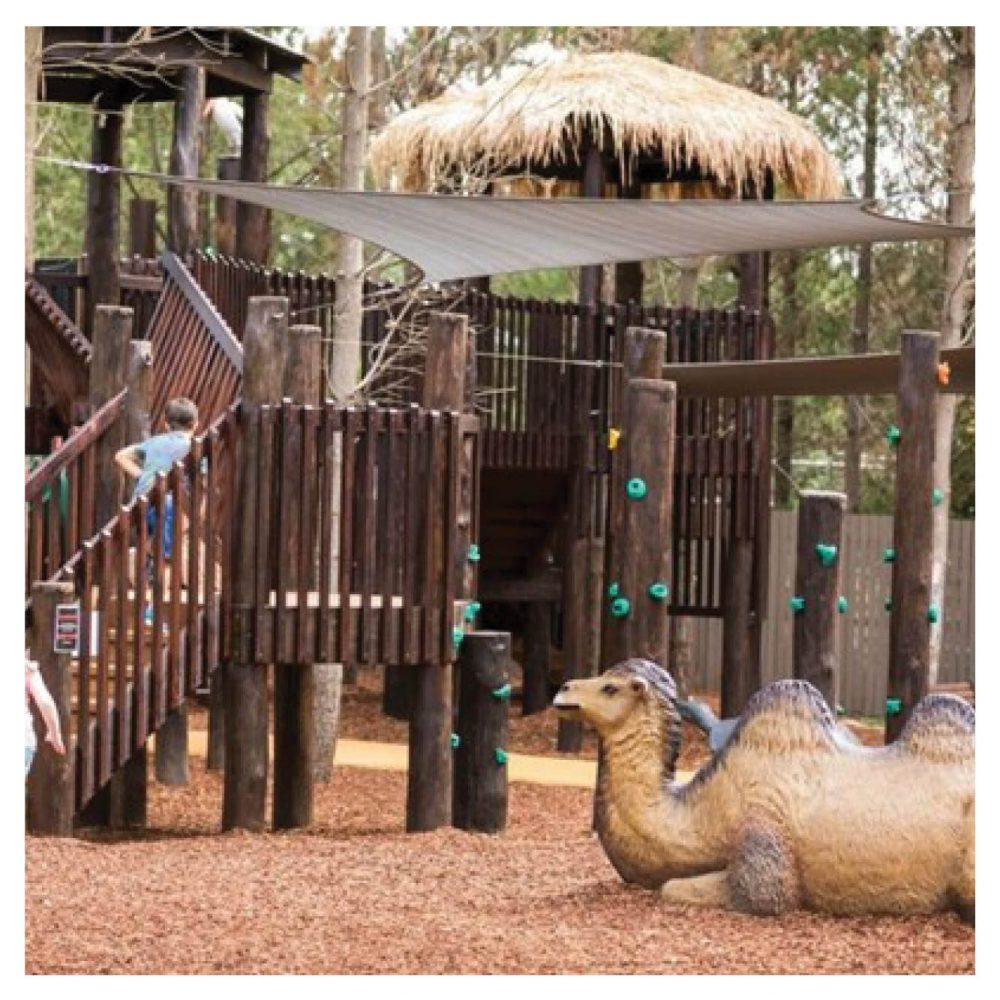 Playground Theming Completed Playgrounds Camel Product Gallery   px px