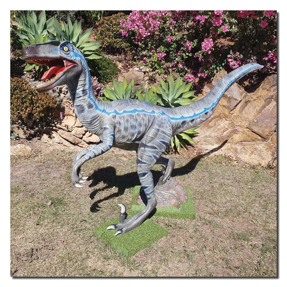 Velociraptor Blue Standing  V px px