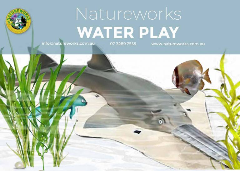 Water Play Creatures