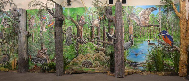 mural Ipswich
