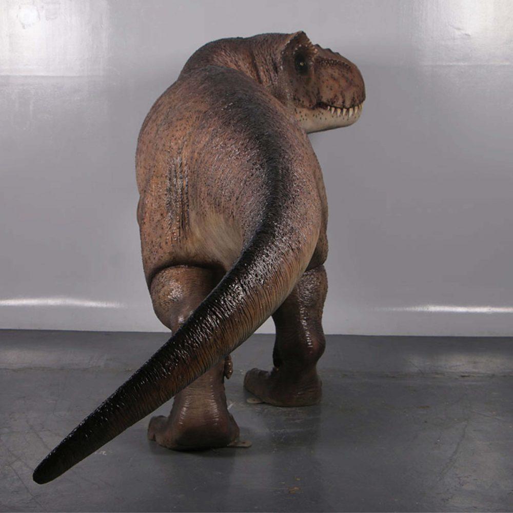 Tyrannosaurus Rex – 152cm high – 190136 - Rear View photo