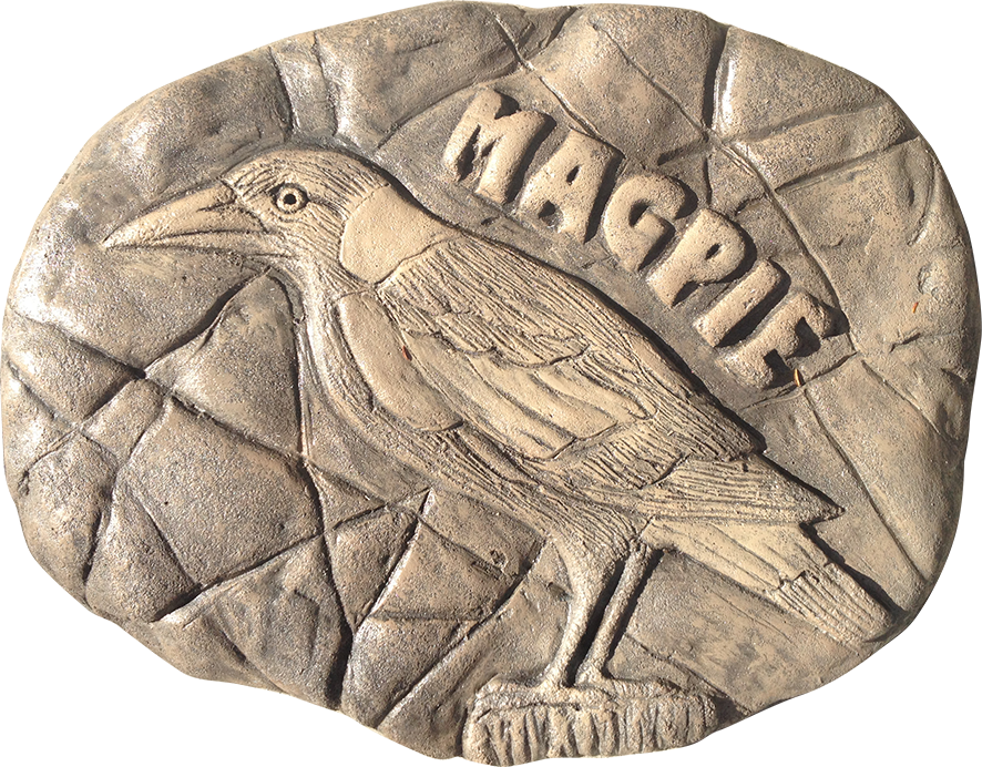 Magpie Stepping Stone - Bass relief