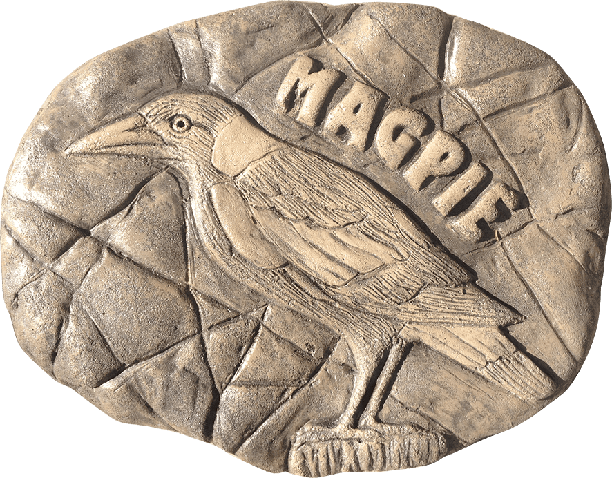 Magpie Stepping Stone