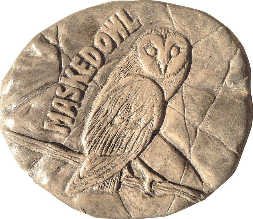 Masked Owl Stepping Stone