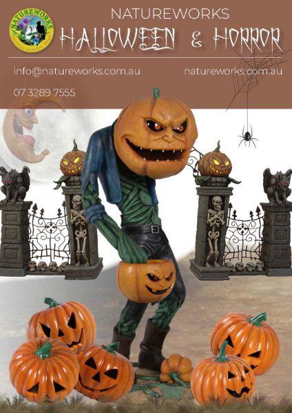 Halloween & Horror Themed Catalogue props