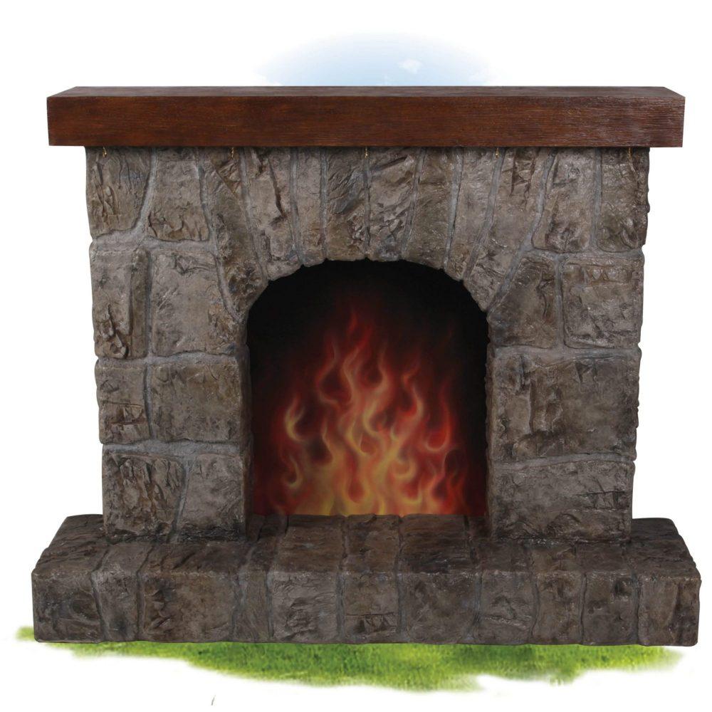 Christmas Fireplace Stocking Holder