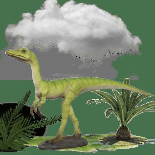 Compsognathus Dinosaur   Image