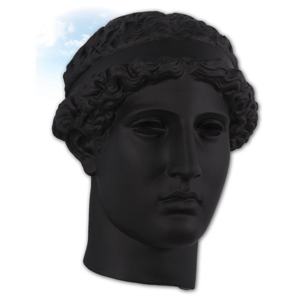 Greek goddess Head- wall décor for interior decoration