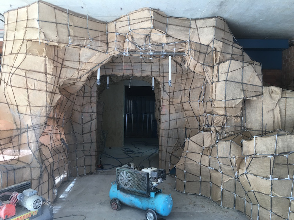Cave Construction