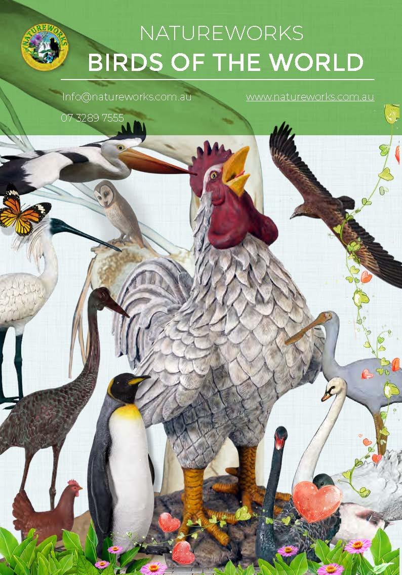 Natureworks Bird Catalogue