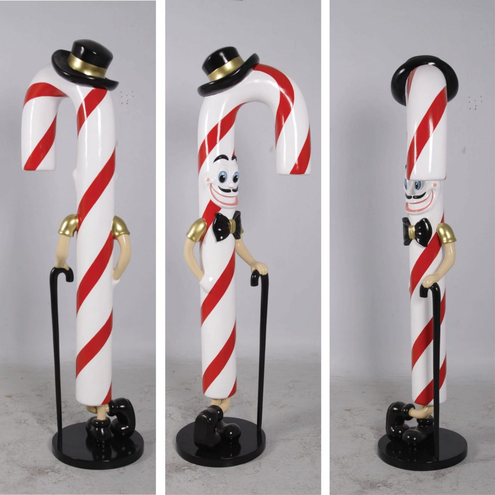 Candy Cane 7ft_Character Father Joe