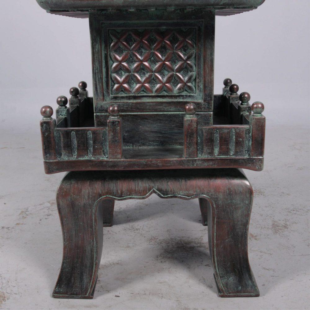 Nara Temple – Religious Asian temple replica