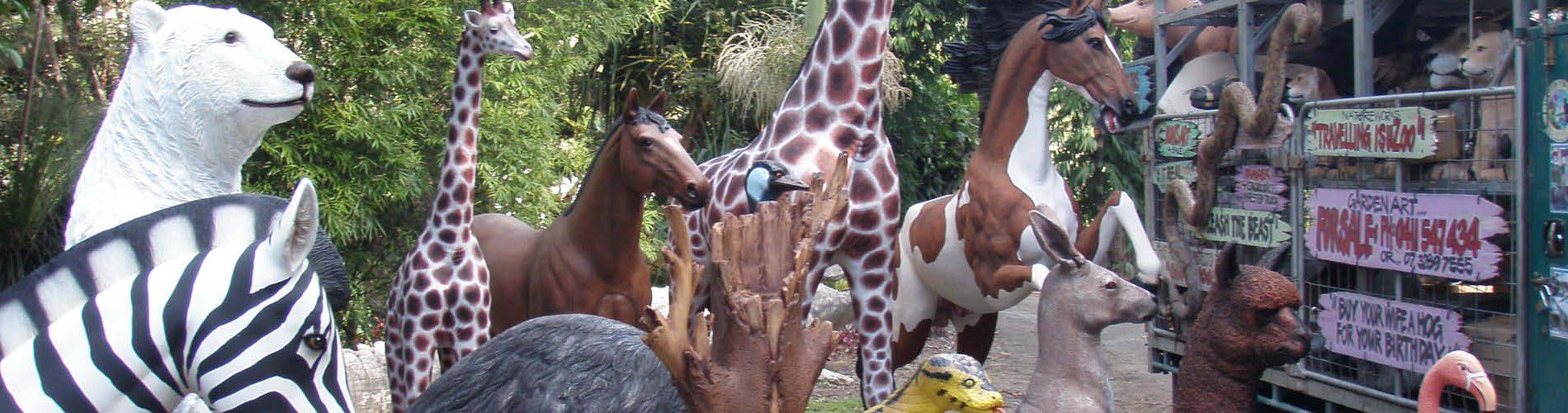Natureworks Sculpting Studio - Brisbane photo of animals